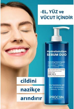 Procsin Hydrosolution Yüz Temizleme Jeli